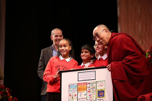 dalai lama me and children.jpg