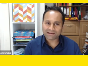 Vlog with Alom Shaha