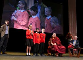 The Day I Met The Dalai Lama