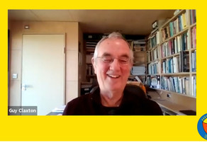Vlog with Prof. Guy Claxton