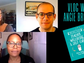 Vlog with Angie Browne