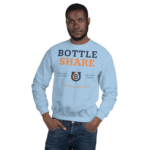 Unisex Bottleshare Sweatshirt - 3 colors