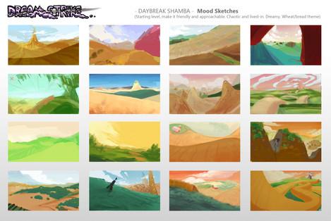 Daybreak Shamba - MoodConcepts
