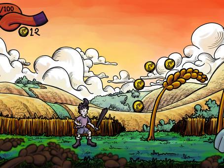 Dream Cloud- 2D Platformer Videogame