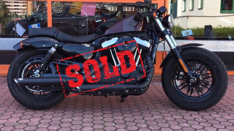 Harley Davidson Forty Eight 2018