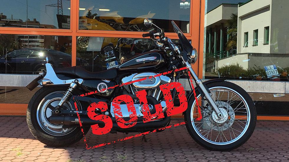 Harley Davidson 1200C anno2009