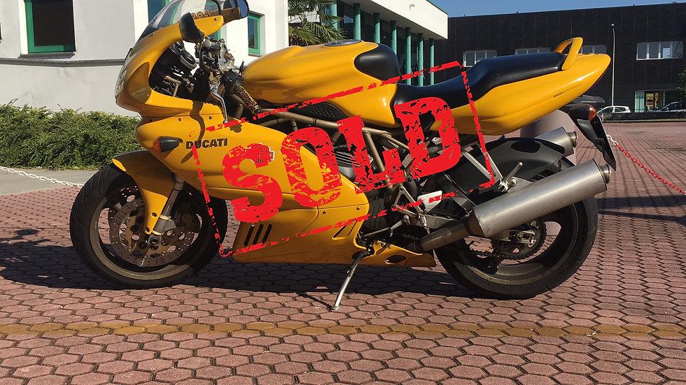 Ducati Super Sport 900