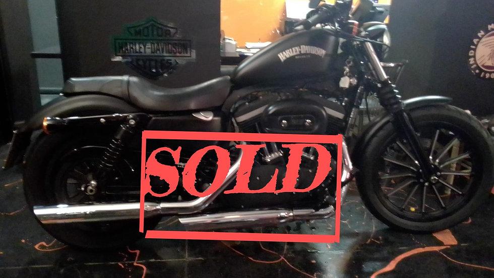 Harley Davidson Hyron 883