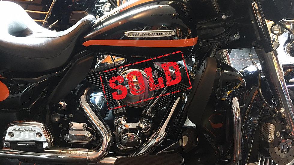 Harley Davidson Electra Glide Ultra Limited 2010