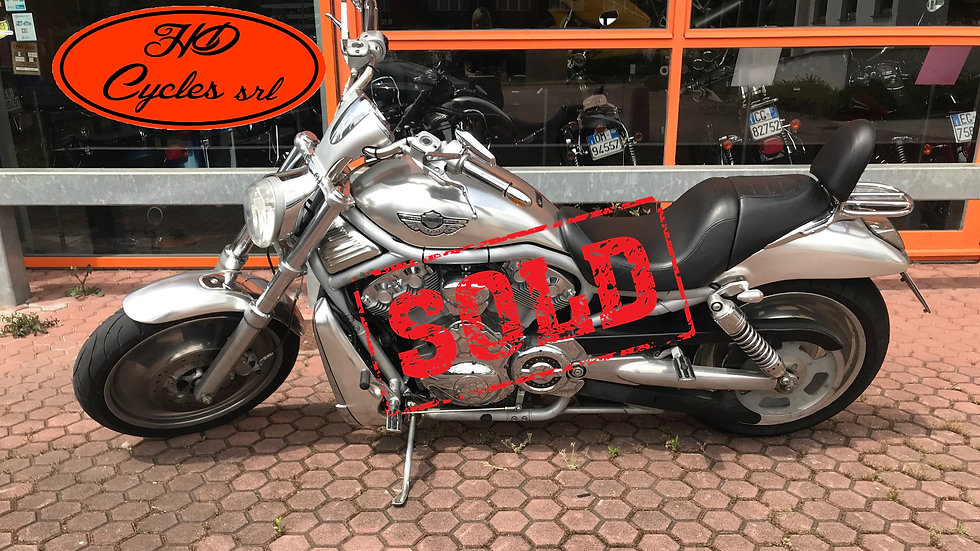 Harley Davidson V-rod VRSCA 2003 centenario