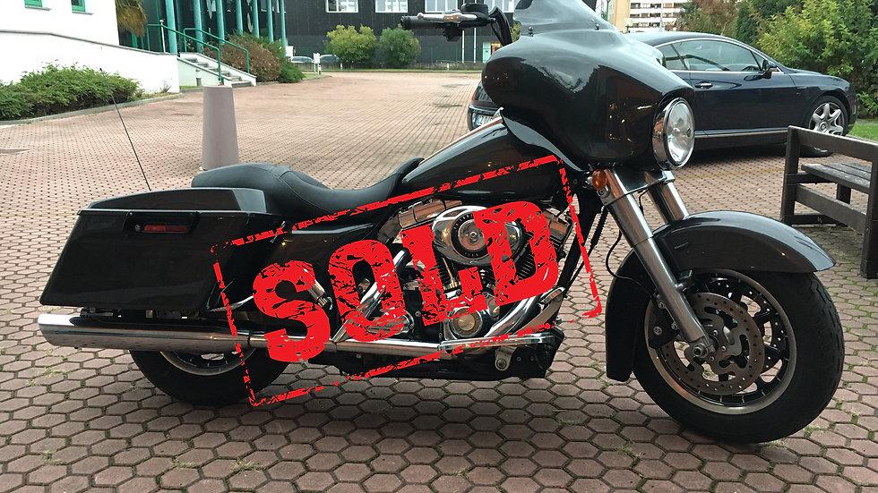 Harley DavidsonStreet Glide