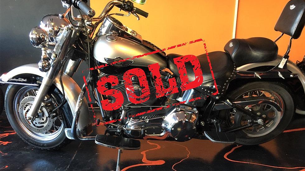 Harley Davidson Heritage Softail centenario