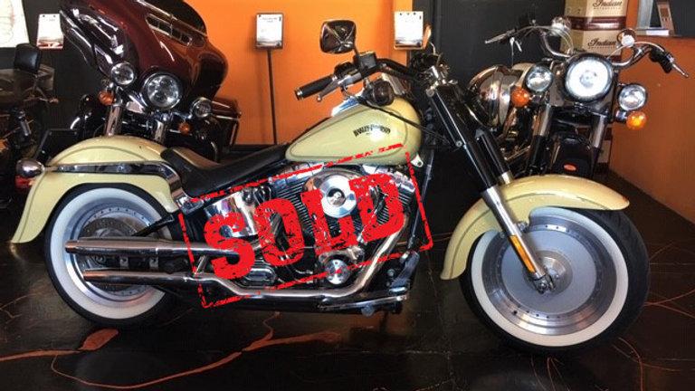 Harley Davidson Fat Boy 1450cc anno 2000