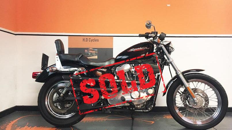 Harley Davidson 883 XL anno 2007