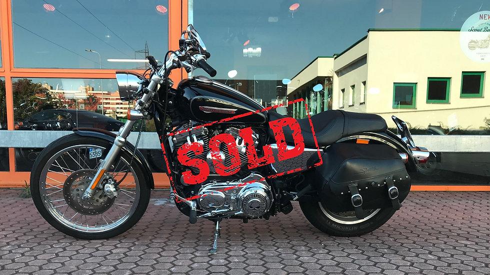 Harley Davidson Xl 1200 C anno 2009