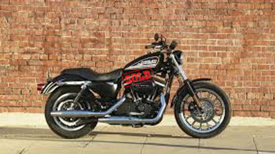 Harley Davidson XL 883R