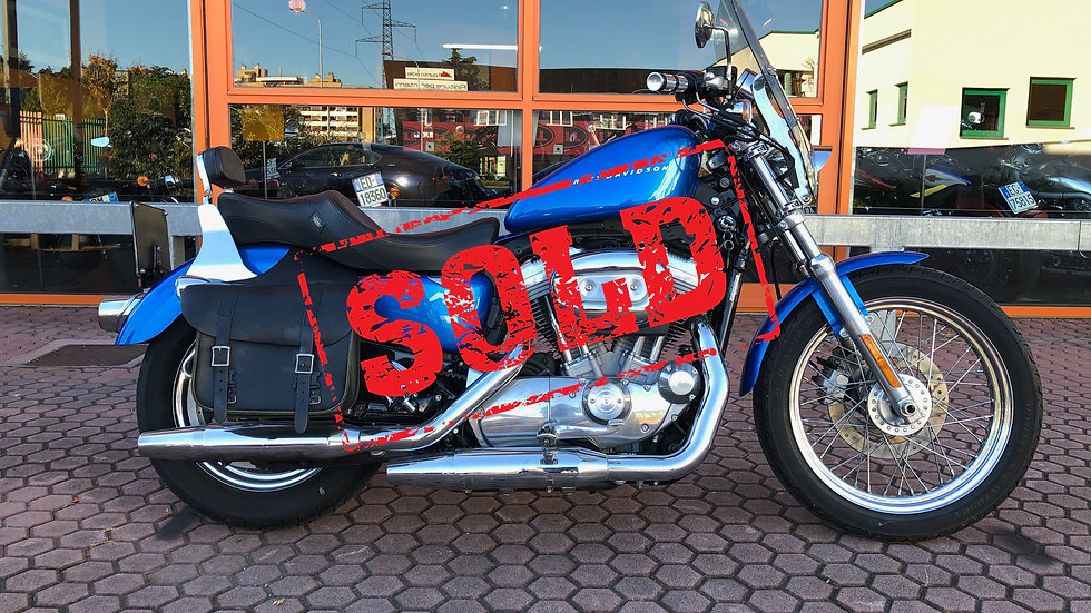 Harley Davidson XL 883 L 2010