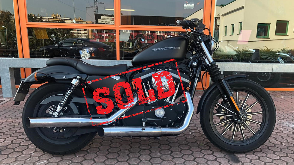 Harley Davidson Iron 883 2010