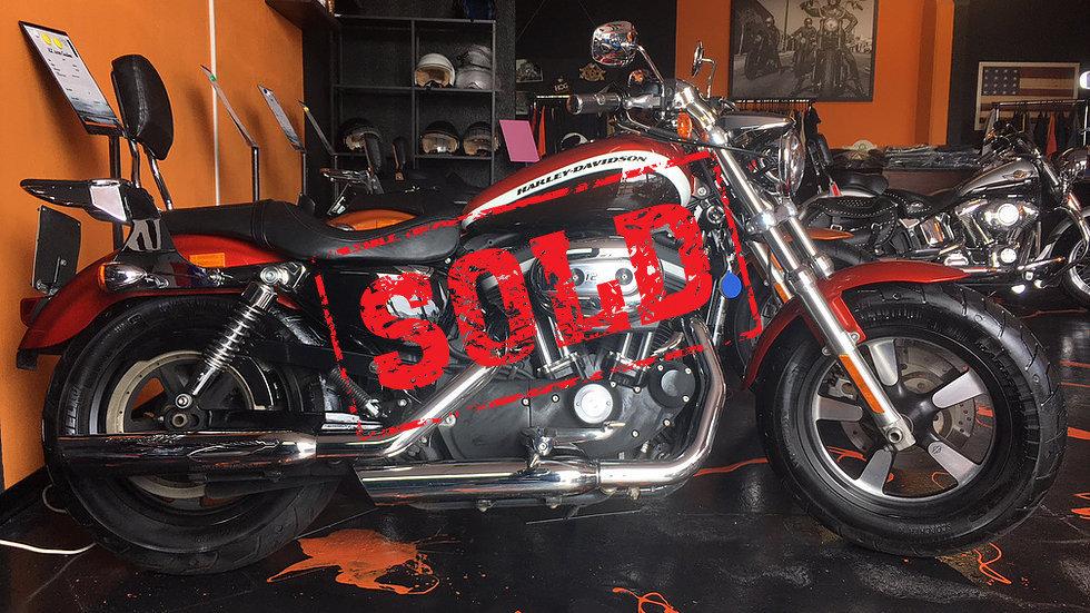 Harley Davidson 1200 Custom special edition