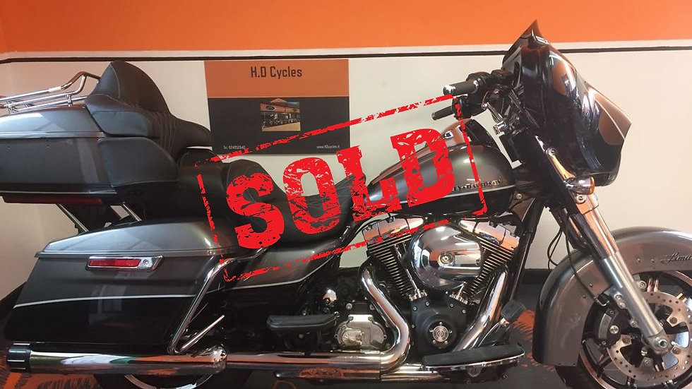 Electra Glide Limited