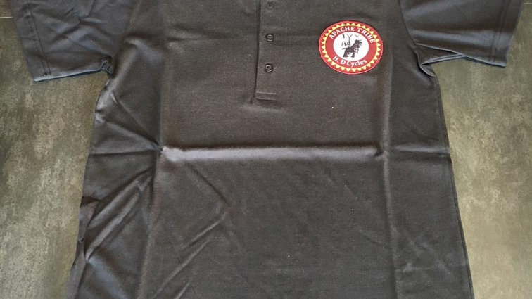 T-shirt HD Cycles nera