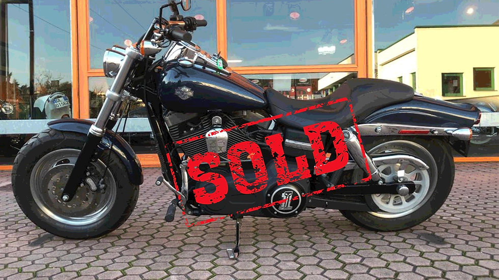 Harley Davidson Fat Bob 2008