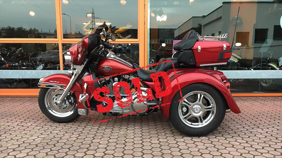 Harley Davidson Trike Ultra Classic 2008