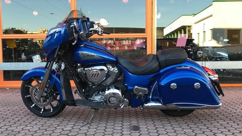 Indian Chieftain Limited 2018