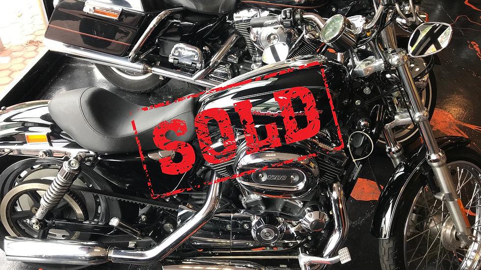 Harley Davidson XL 1200 C2007