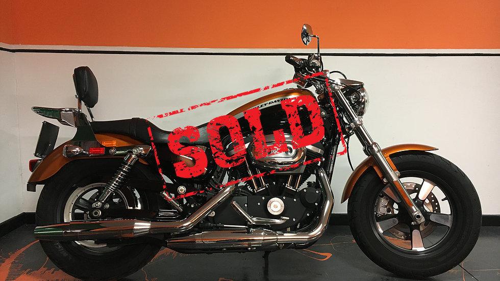 Harley Davidson 1200 Custom CA 2015