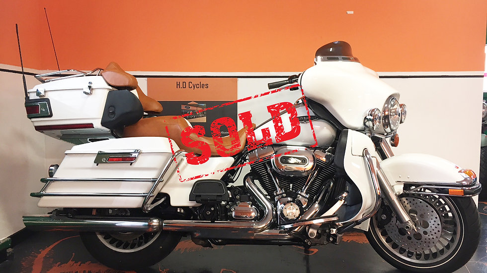 Electra Glide Ultra Limited 2010