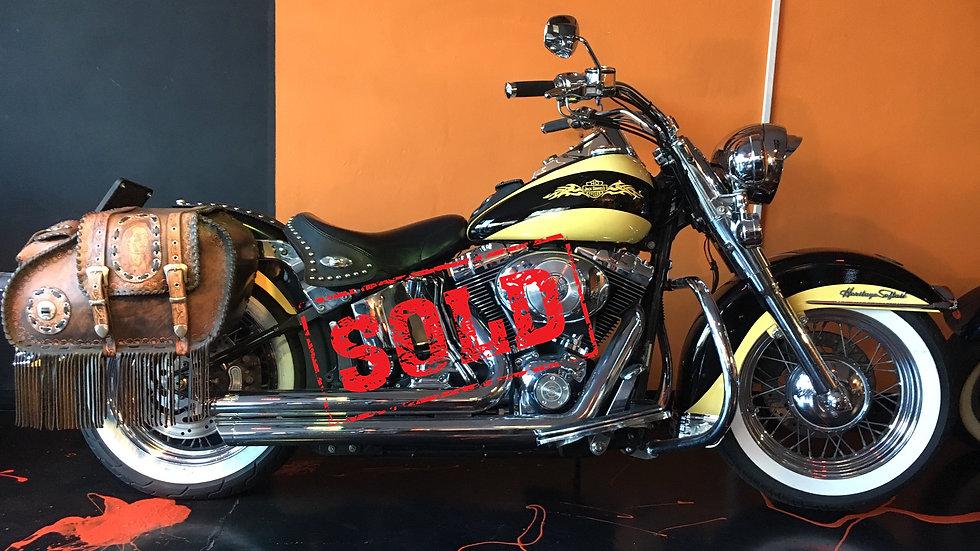 Harley Davidson Heritage Softail 2000