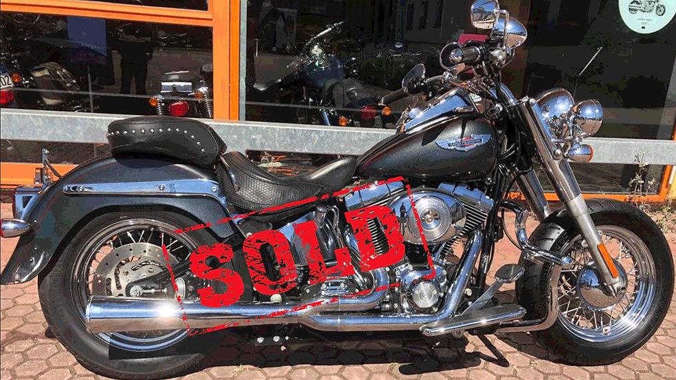 Harley Davidson Heritage Deluxe