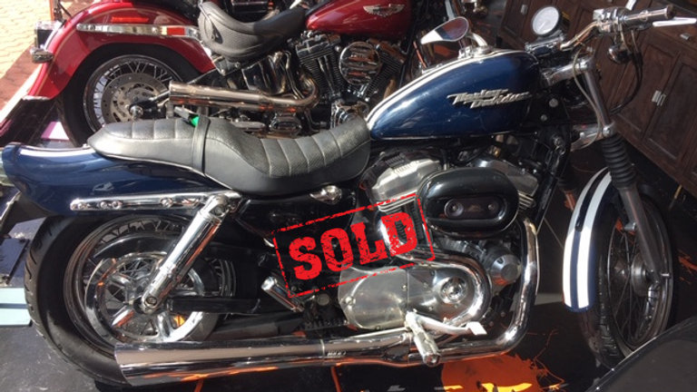Harley Davidson usata modello Xl883