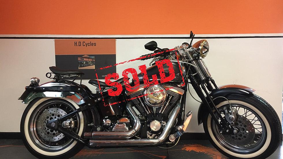 Harley Davidson usata modello Softail Springer Bad Boy