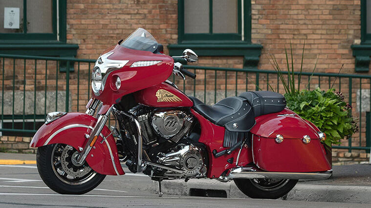 Indian Chieftain Classic