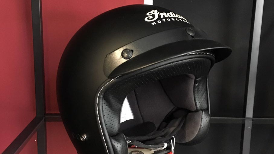 Casco Indian Open Face Helmet
