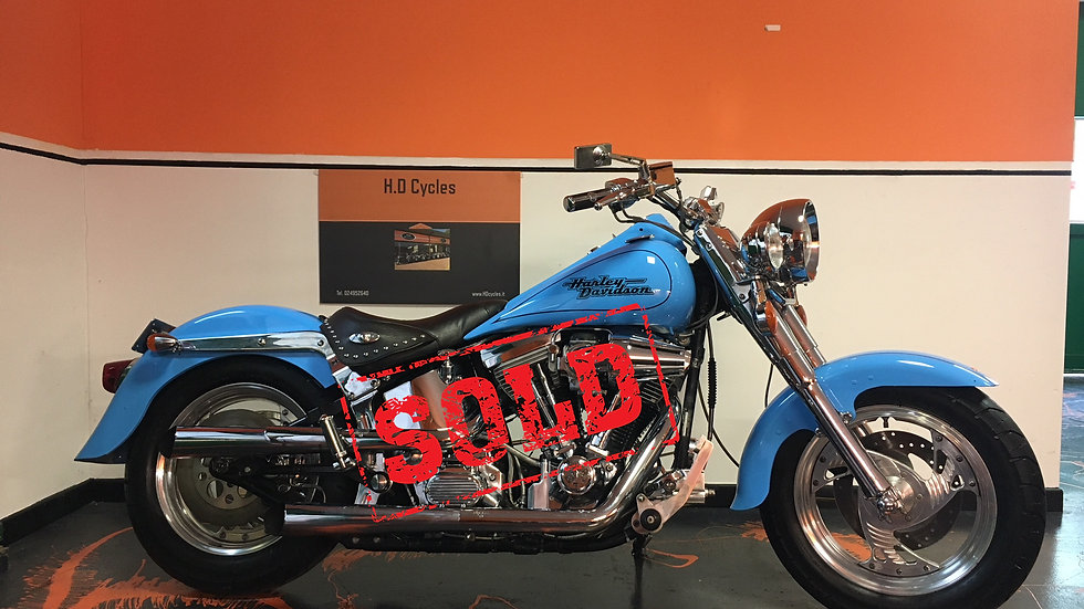Harley Davidson Fat Boy 1340 anno 1994