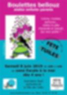 68 flyer boulettes bellouz - fete tuiles