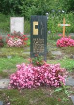 Kreuz Grabdenkmal