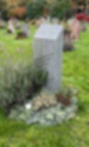 ausgezeichnetes Grabdenkmal