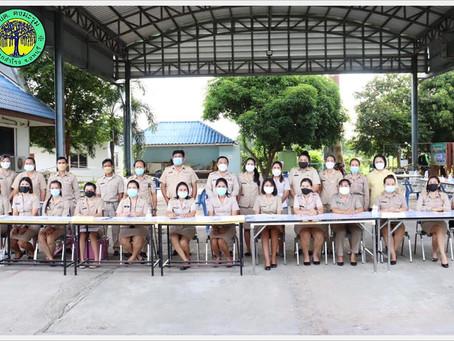ศูนย์ประสานงานการเลือกตั้งประจำองค์การบริหารส่วนตำบลดงมะรุม เตรียมพร้อมรับสมัครการเลือกตั้ง
