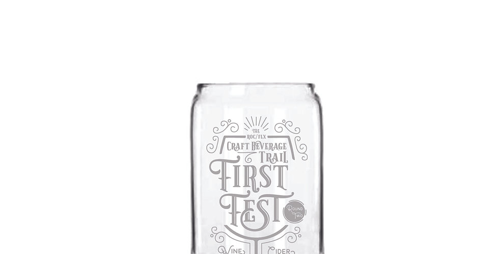 5.5 oz Can Glass