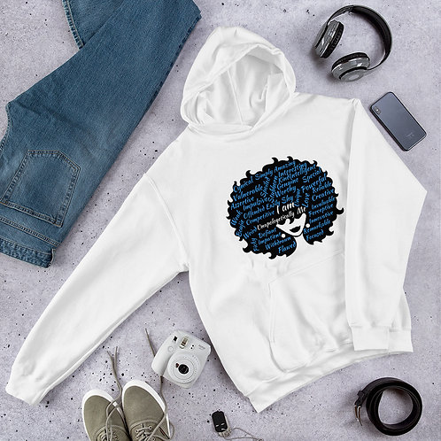 Unisex Hoodie- Unapologetically Me