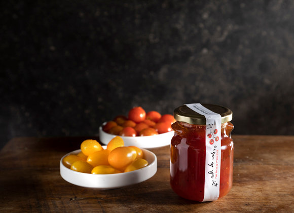 ריבת עגבניות שרי