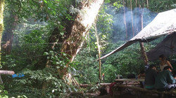 Cortecito Satellite Camp