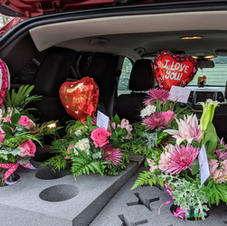 Valentine's Day deliveries!