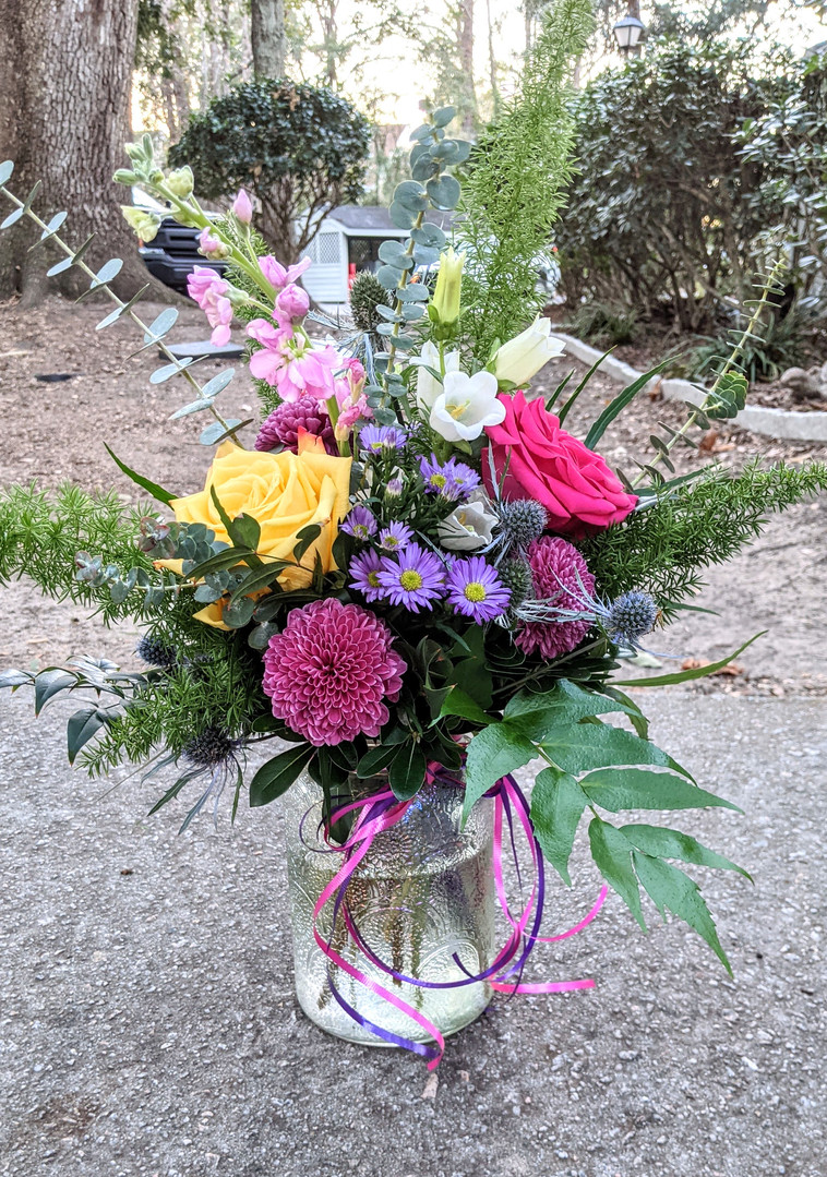 Birthday flowers