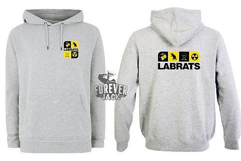LABRATS Grey Hoodie