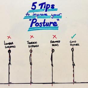 Improve that Posture